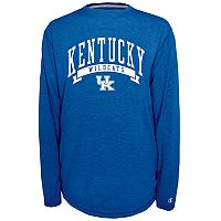Men's Champion Kentucky Wildcats Heathered Tee