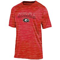 Men's Champion Georgia Bulldogs Embossed Tee
