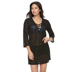 Women's Apt. 9® Jacquard Tunic Cover-Up