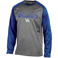Men's Champion Kentucky Wildcats Raglan Tee