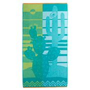Celebrate Summer Together Cactus Beach Towel