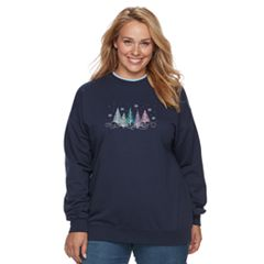 Women's MCcc Holiday Fleece Top