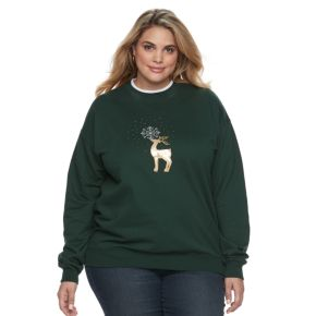 Women's MCcc Holiday Fleece Top
