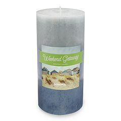 SONOMA Goods for Life™ Weekend Getaway 3' x 6' Pillar Candle