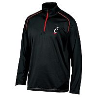 Men's Champion Cincinnati Bearcats Quarter-Zip Top