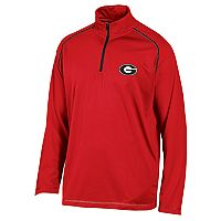 Men's Champion Georgia Bulldogs Quarter-Zip Top