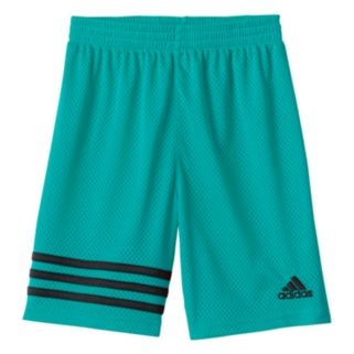 Boys 4-7x adidas Striped Performance Shorts