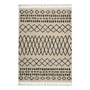 Nourison Moroccan Marrakesh Lattice II Shag Rug