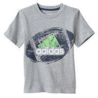 Boys 4-7x adidas Spray Paint Sports Graphic Tee