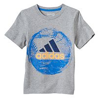 Boys 4-7x adidas Spray Paint Sports Graphic Tee