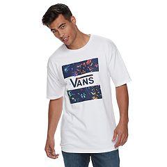 Men's Vans Floral Tye Tee