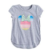 Disney's Minnie Mouse Toddler Girl Tulip Hem Graphic Tee by Jumping Beans®