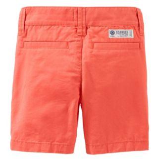 Boys 4-8 OshKosh B'gosh® Solid Dock Shorts
