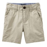 Boys 4-8 OshKosh B'gosh® Solid Dock Shorts
