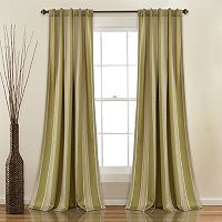 Half Moon 2-pack Julia Room Darkening Window Curtains