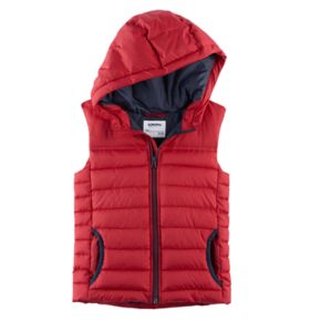 Boys 4-7x SONOMA Goods for Life? Quilted Hooded Vest