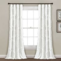 Lush Decor Avon Curtain