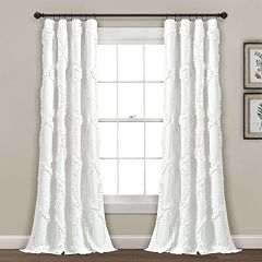Lush Decor Avon Window Curtain