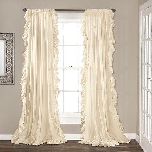 Lush Decor 2-pack Reyna Window Curtains