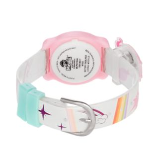 My Little Pony Rainbow Dash, Pinkie Pie & Twilight Sparkle Kids' Digital Charm Watch