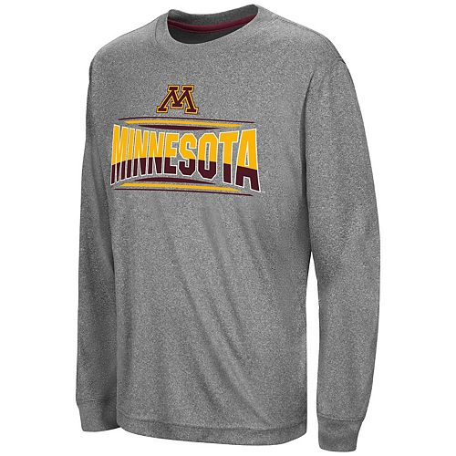 Boys 8-20 Campus Heritage Minnesota Golden Gophers Banner Tee