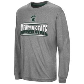 Boys 8-20 Campus Heritage Michigan State Spartans Banner Tee