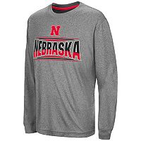 Boys 8-20 Campus Heritage Nebraska Cornhuskers Banner Tee