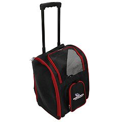 Mojo Gonzaga Bulldogs Wheeled Pet Carrier