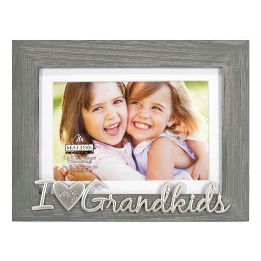 """Malden """"Grandkids"""" 4"""" x 6"""" Frame"""