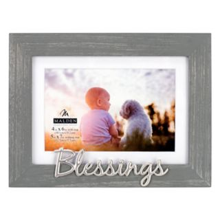 "Malden ""Blessings"" 4"" x 6"" Frame"