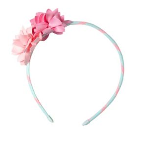 Baby Girl OshKosh B'gosh® Plume Striped Headband