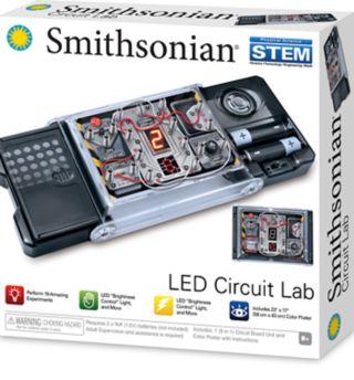 Smithsonian LED Circuit Lab