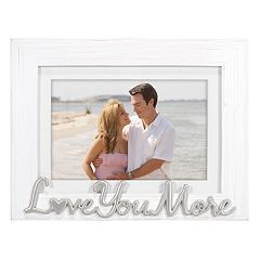Malden 'Love You More' 4' x 6' Frame