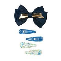 Girls 4-16 OshKosh B'gosh® 5-pk. Bow Hair Clip Set