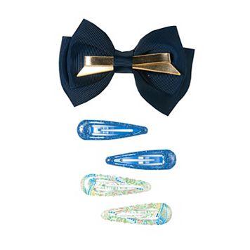 Girls 4-16 OshKosh B'gosh® 5-pk. Bow Hair Clip Set