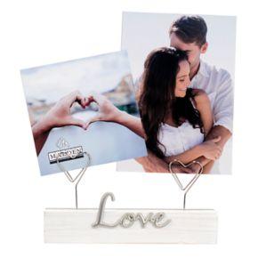 """Malden """"Love"""" Photo Clip"""