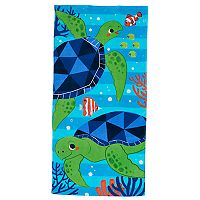 Jumping Beans® Turtles Beach Towel