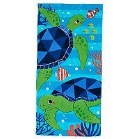 Jumping Beans® Turtles Beach Towel