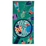 Jumping Beans® Bugs Beach Towel