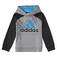 Boys 4-7x adidas Logo Pullover Hoodie
