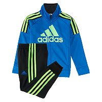 Boys 4-7X adidas Jacket & Jogger Set