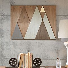 INK+IVY Ranger Wood Wall Decor