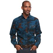 Men's Croft & Barrow® Classic-Fit Twill Outdoor Button-Down Shirt