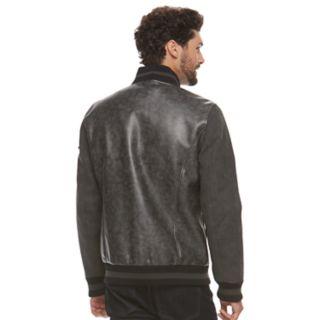 Men's XRAY Slim-Fit Varsity Jacket