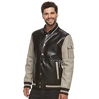 Men's XRAY Slim-Fit Varsity Jacket