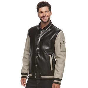 36953cdc1 Men's Marc Anthony Slim-Fit Ponte Bomber Jacket