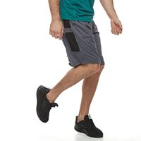 Men's Tek Gear® Laser-Cut Basketball Shorts