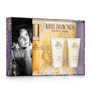 Elizabeth Taylor White Diamonds Women's Perfume Gift Set ($117 Value)