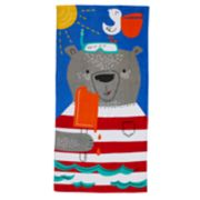Jumping Beans® Beach Bear Beach Towel