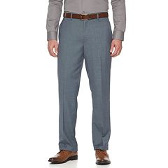 Men's Apt. 9 Slim-Fit Sharkskin Stretch Dress Pants